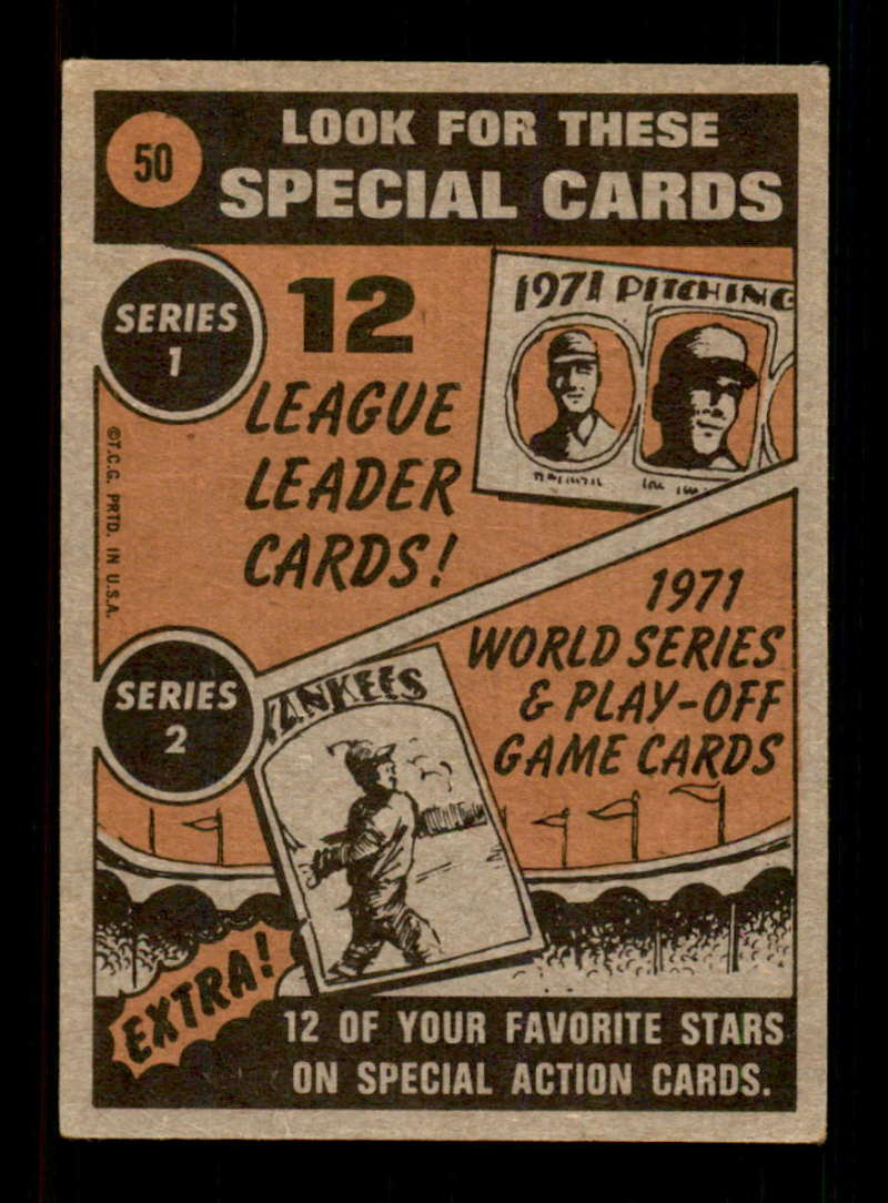 1972-Topps-50-Willie-Mays-IA-San-Francisco-Giants-Select-A-Grade-Free-Shipping